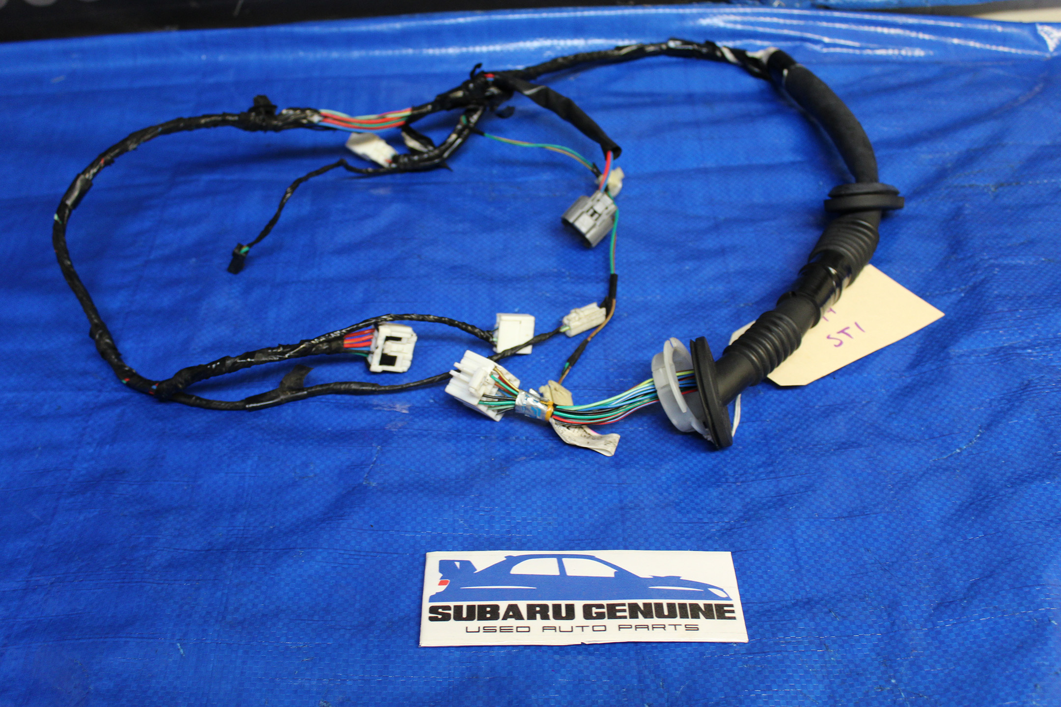 2008 2014 subaru impreza wrx sti door wiring harness. Black Bedroom Furniture Sets. Home Design Ideas