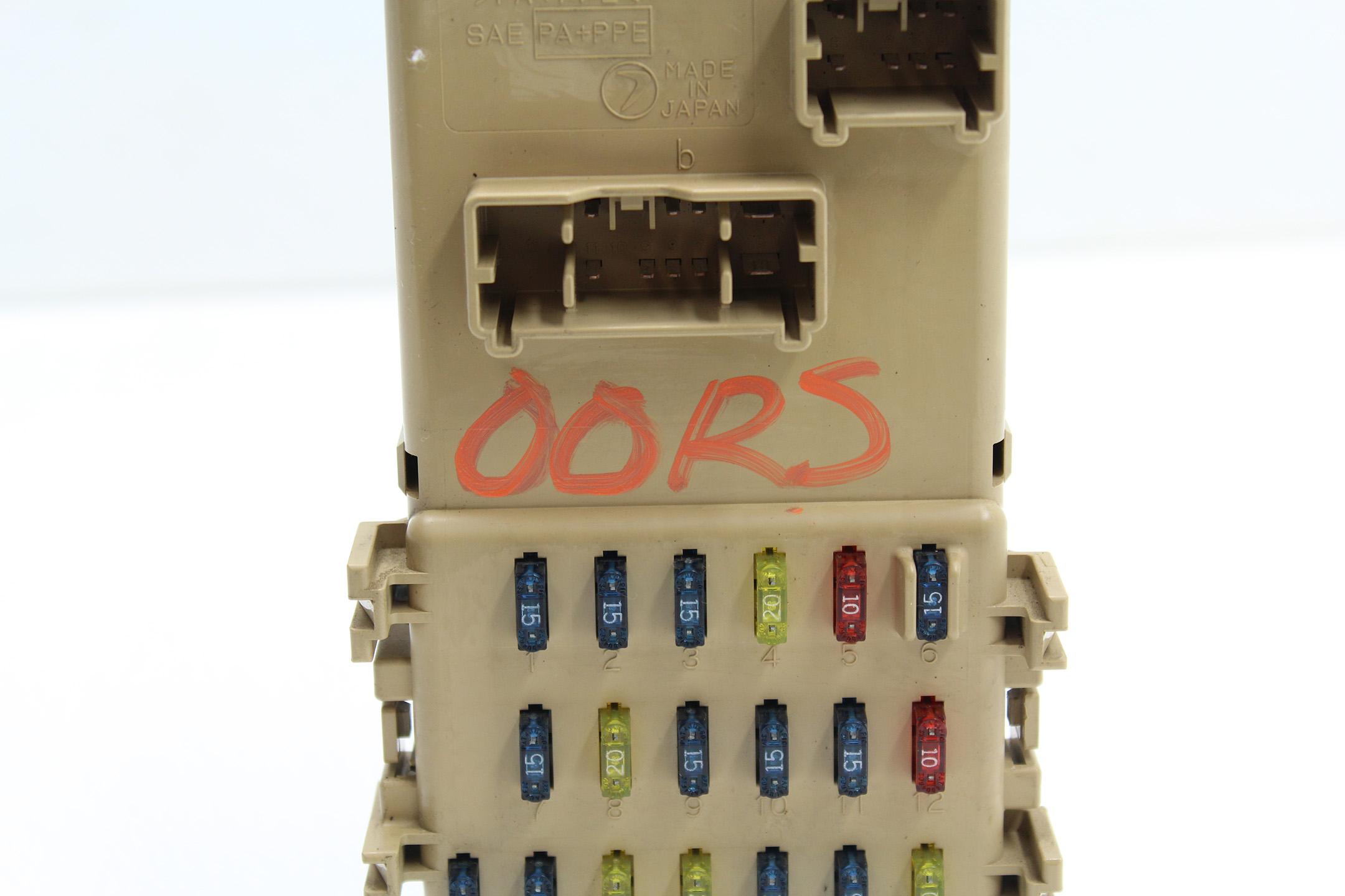 fuse box diagram for 2001 ford explorer fuse box subaru impreza 2001