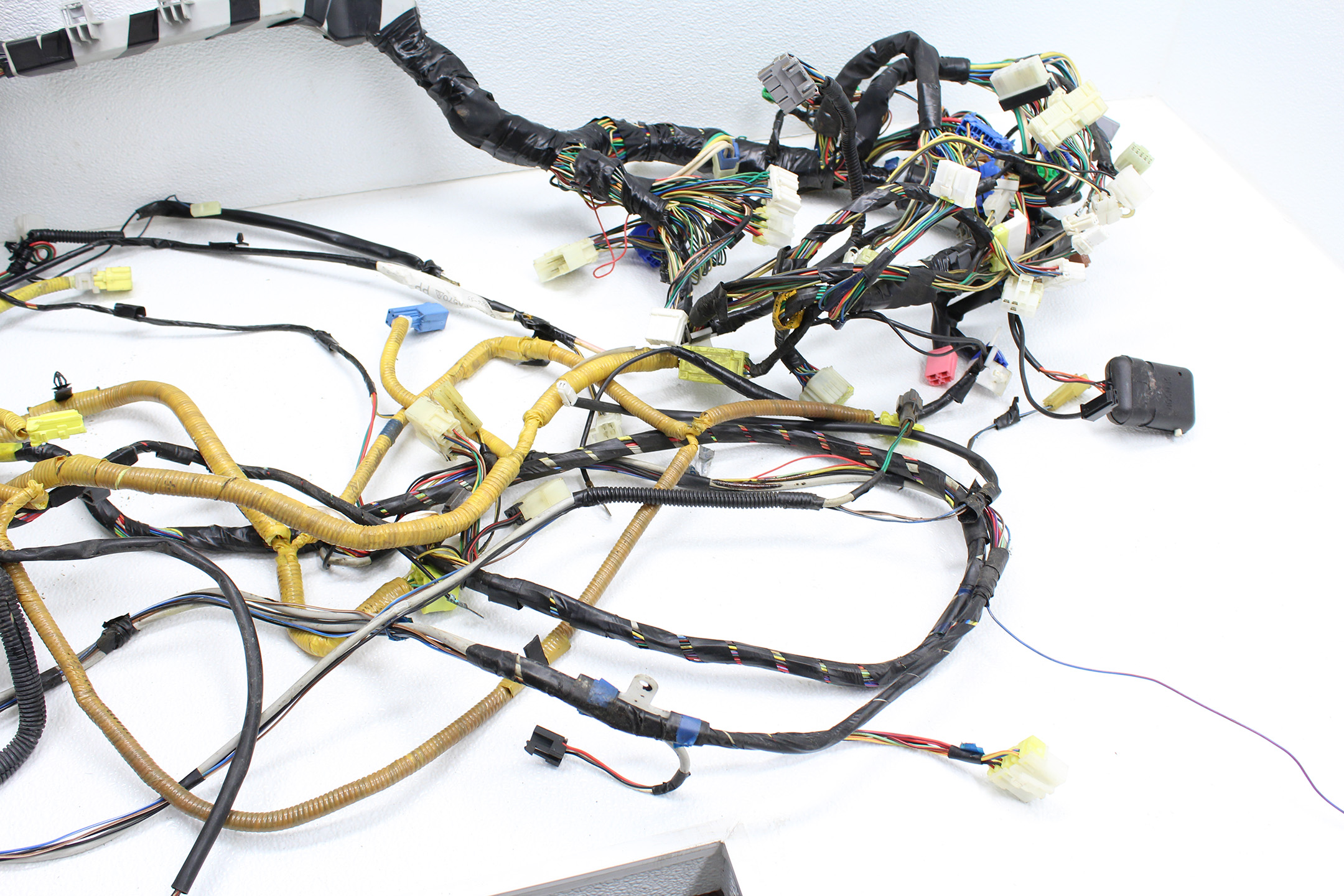 1998 2001 Subaru Impreza 2 5 Rs Bulk Head Wiring Harness 5mt (under Subaru  Home Link Wiring Harness Subaru Wiring Harness