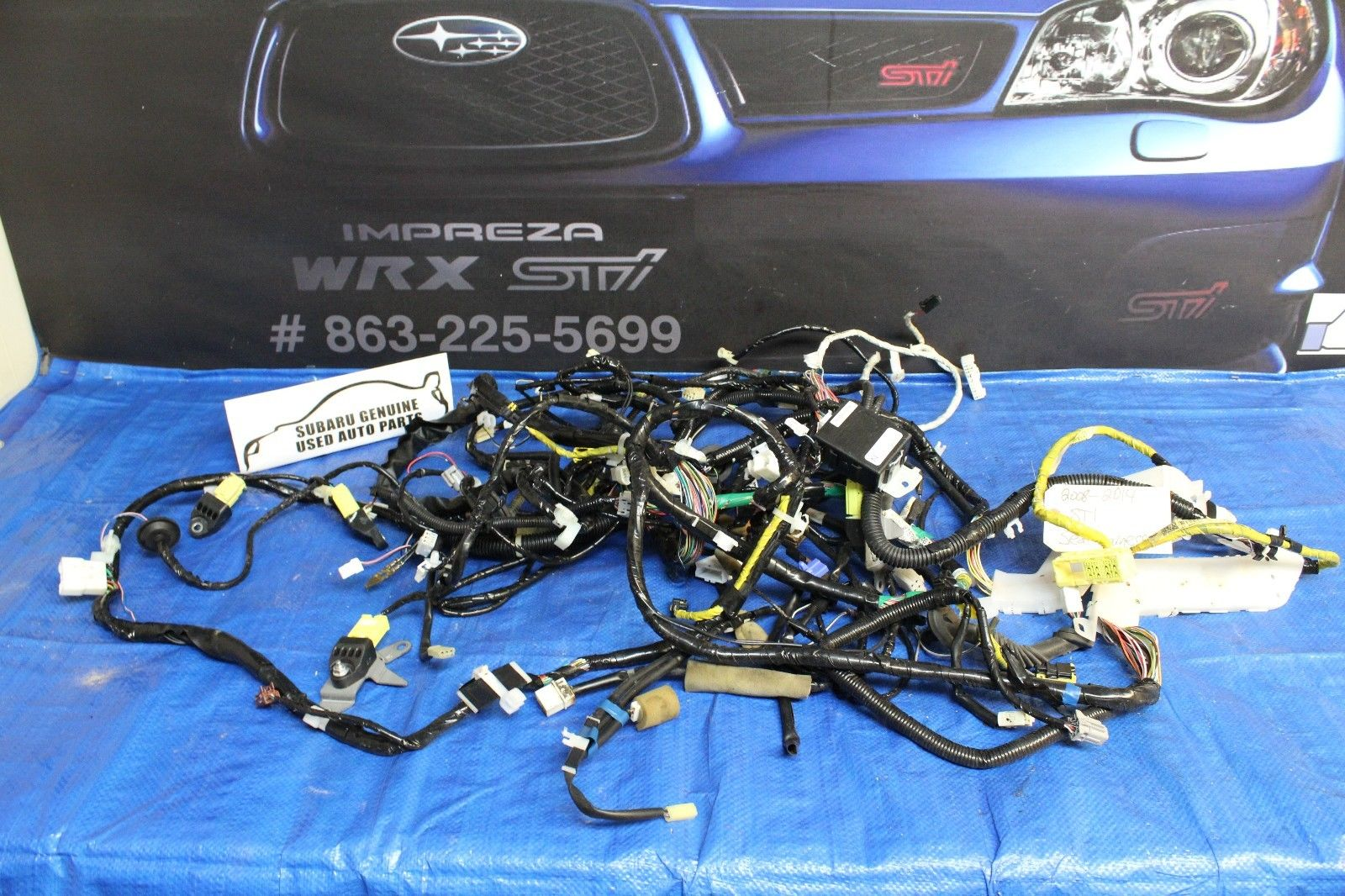 Wrx Wiring Harness | Wiring Diagram