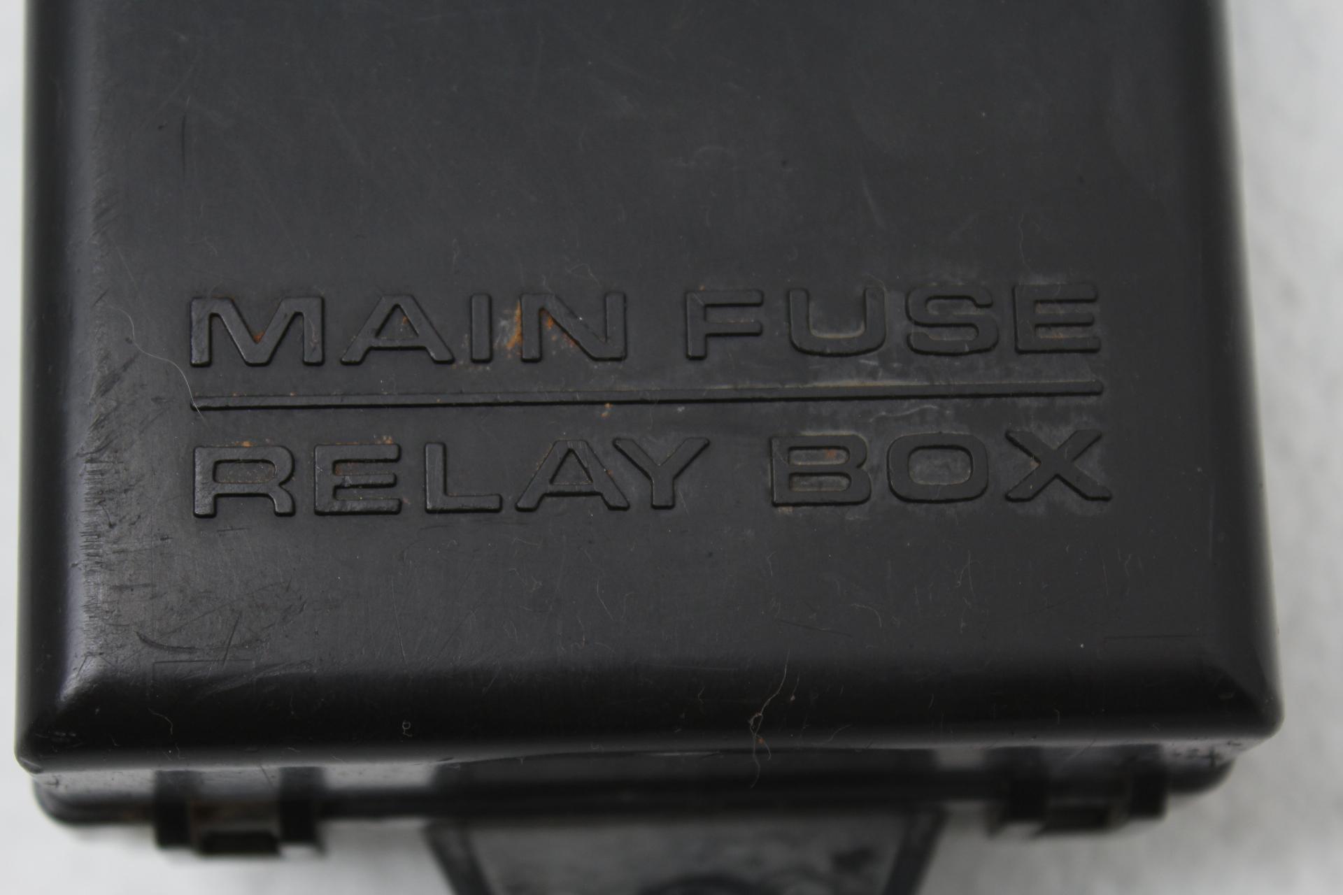 2002 2005 subaru impreza wrx   sti engine bay fuse box