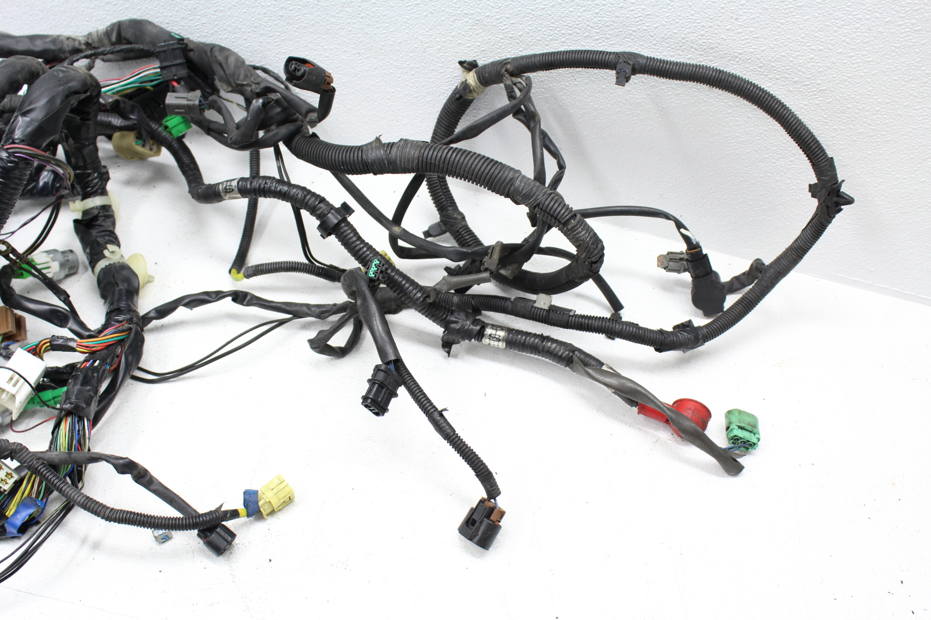 04 2004 subaru wrx sti bulk head wiring harness under dashboard rh subieautoparts com 2004 subaru sti wiring harness Engine Wiring Harness for 2008 Subaru Outback