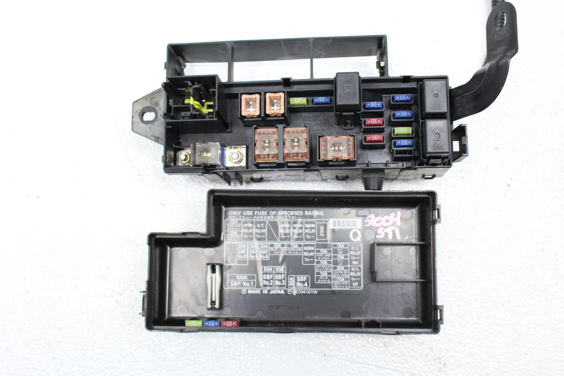2005 Subaru Impreza Fuse Box Daily Update Wiring Diagram Engine Bay 2002 Wrx Sti