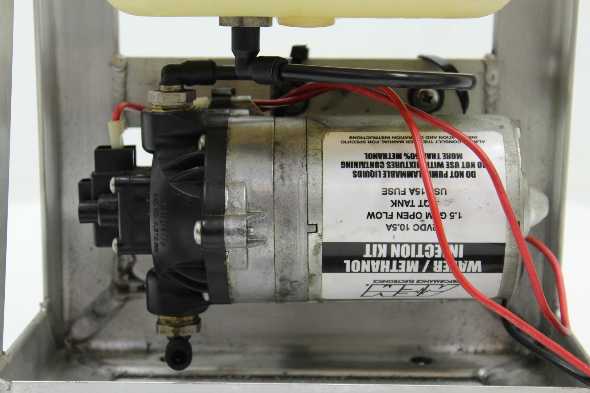 2002 2007 Subaru Impreza Wrx Sti Aem Water Methanol Injection Kit Wiring Harness Meth