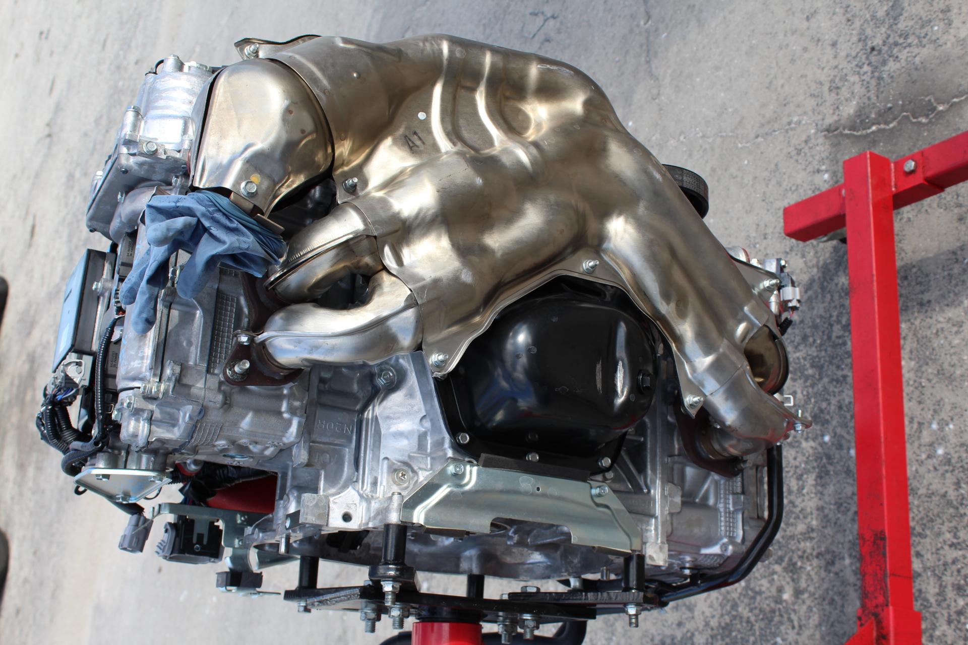 2013-2017 SUBARU BRZ/FRS LIMITED ENGINE LONG BLOCK ...