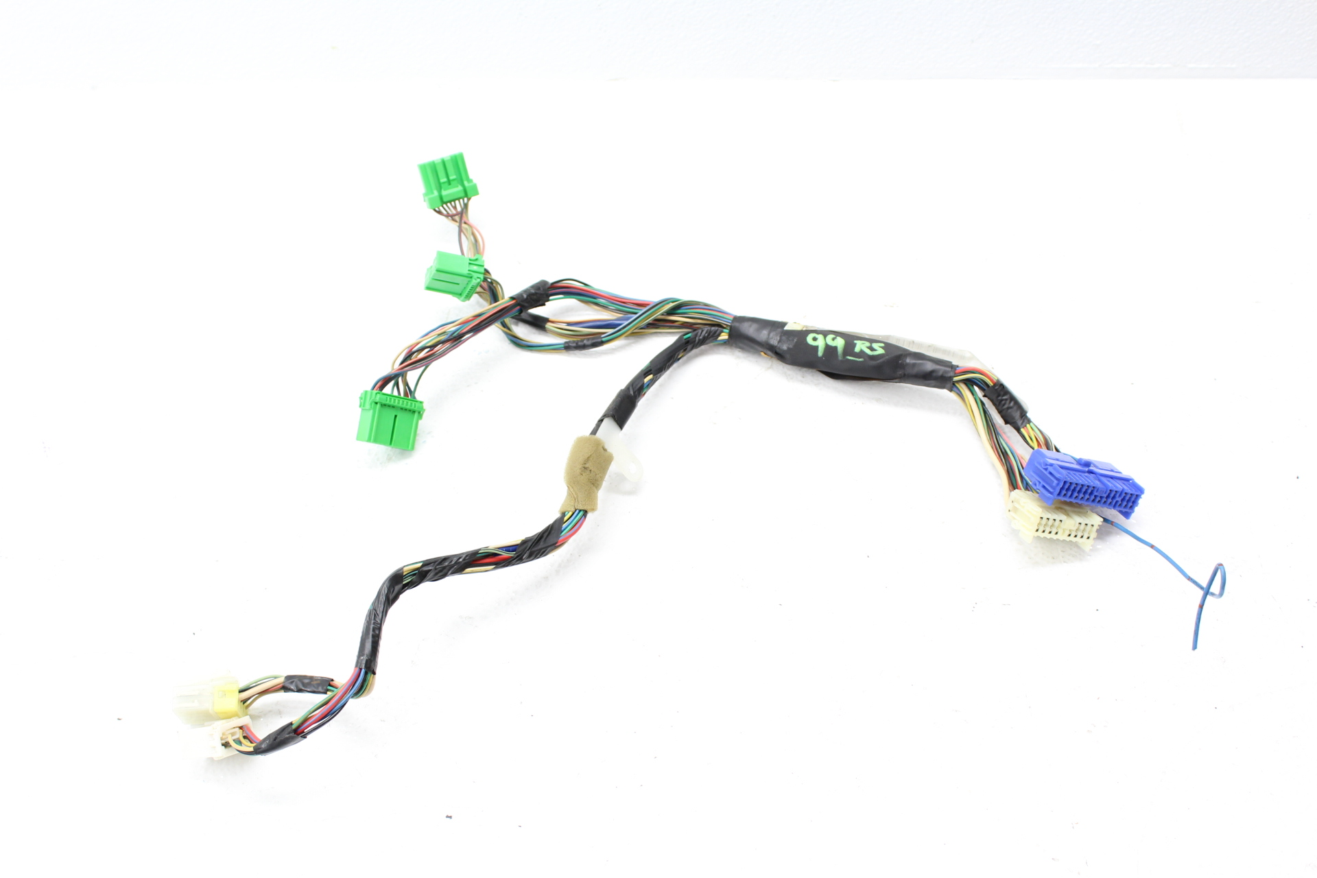 Subaru Trailer Wiring Harness Diagram Instrument Cluster 2008 Impreza Electrical 1998 2001 2 5 Rs Gc8 Gauge