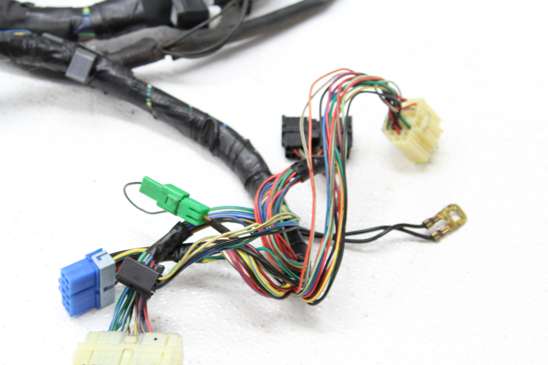 1998 2001 Subaru Impreza 25 Rs Bulk Head Wiring Harness A T Under 2014 Forester Dash Oem