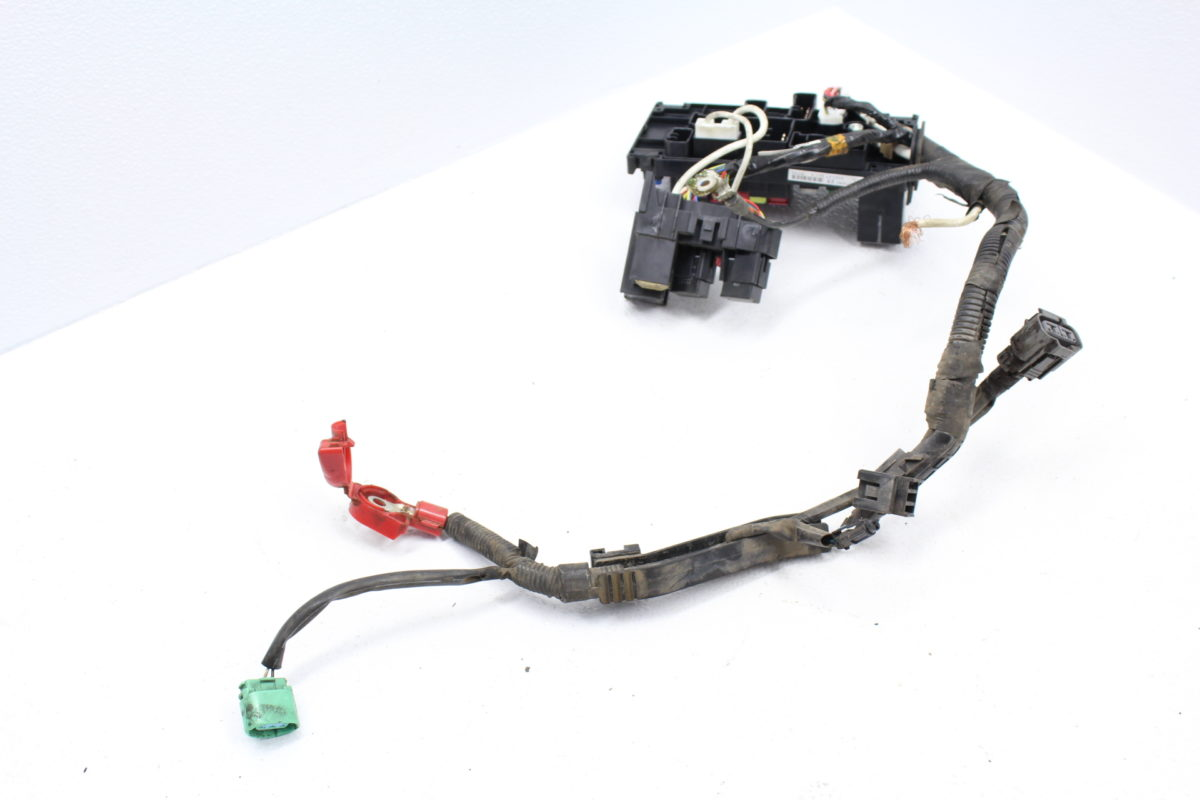 2008-2014 SUBARU IMPREZA WRX & STI ENGINE FUSE BOX PANEL RELAY ASSEMBLY  08-14