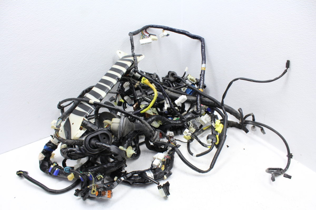 Forester Xt Engine Wiring Harness Free Download Subaru 2004 2005 Fxt Bulk Wire Oem Ej255