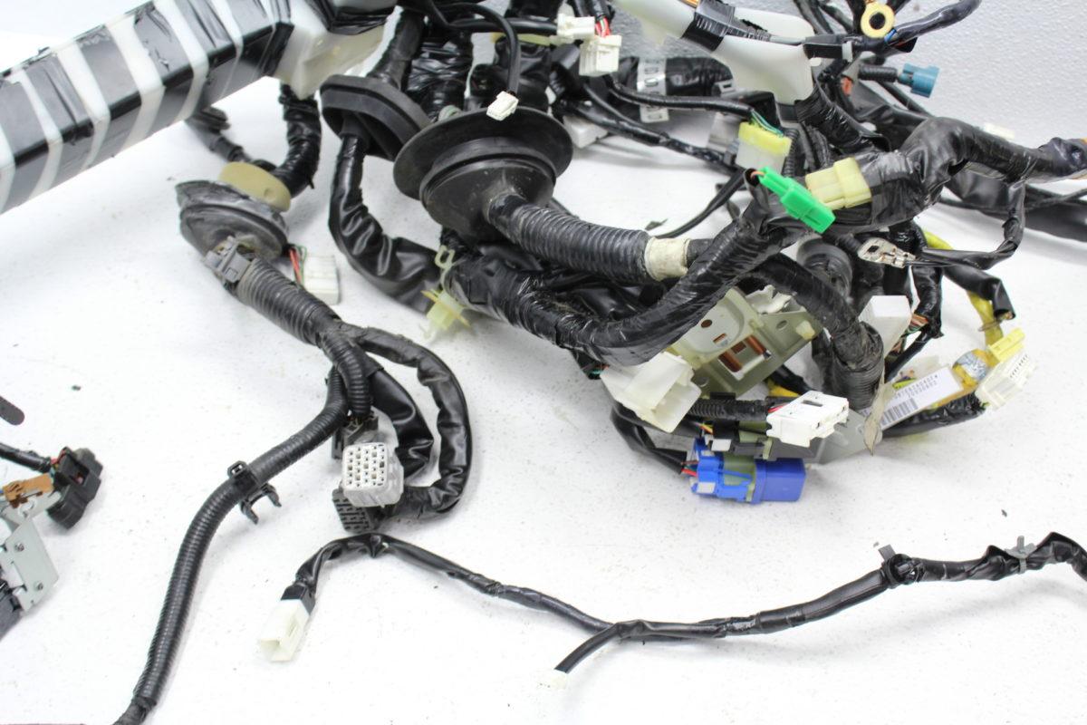Bulk Wiring Harness Subaru Forester Find Diagram 2004 2005 Xt Fxt Wire Oem Ej255 Rh Subieautoparts Com Trailer