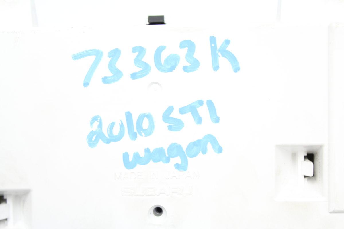 2008-2014 SUBARU IMPREZA WRX STI ECU IMMOBILIZER CLUSTER SWAP W/ KEY 73K