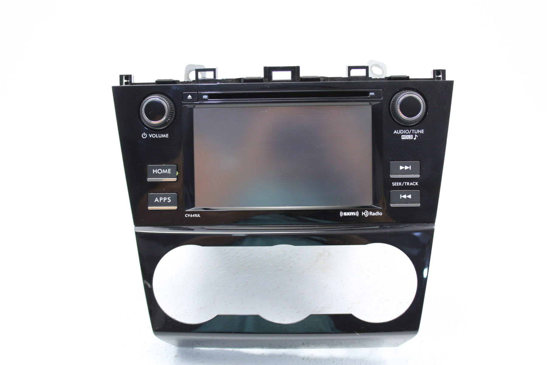 16 2016 Subaru Wrx  U0026 Sti Stereo Deck Cd Player Radio Head