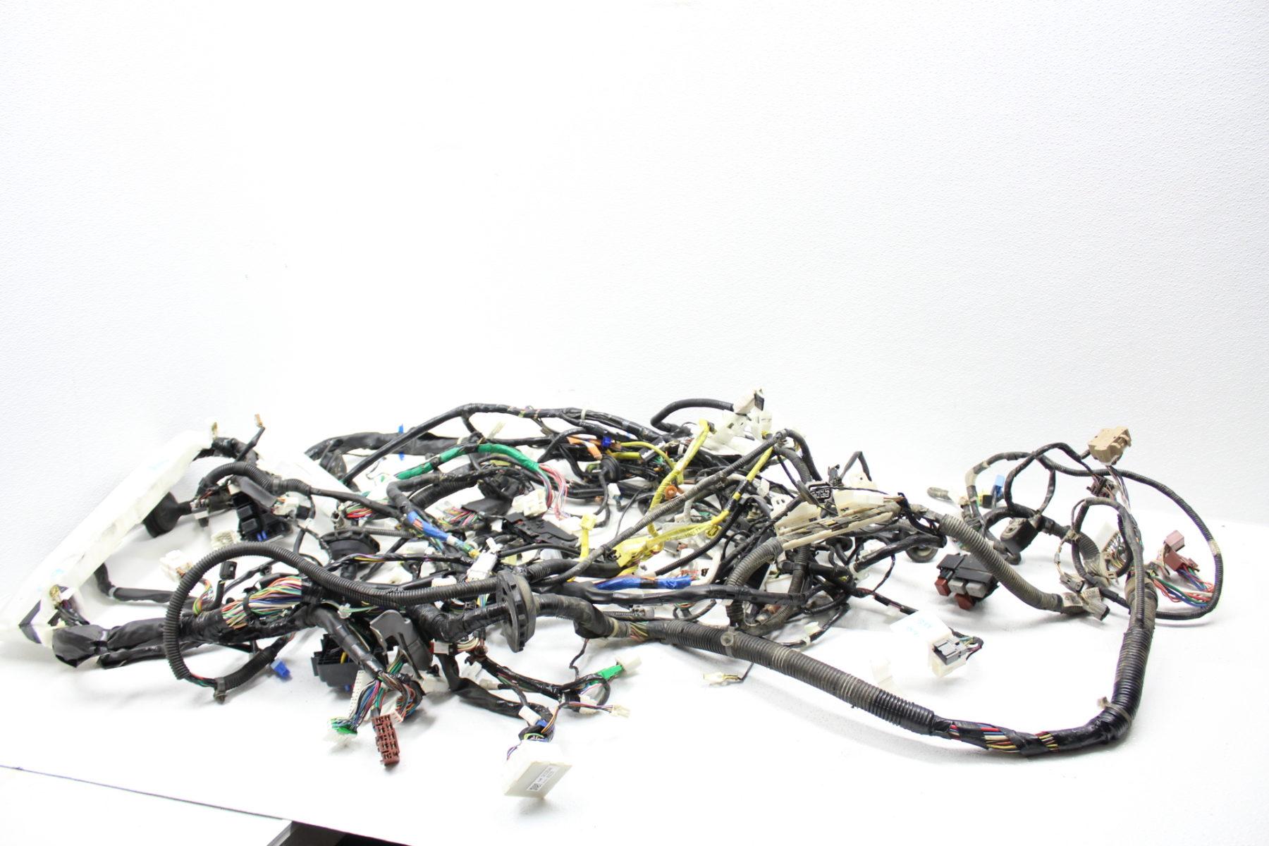 2008 2010 subaru wrx sti dashboard bulk wire wiring. Black Bedroom Furniture Sets. Home Design Ideas