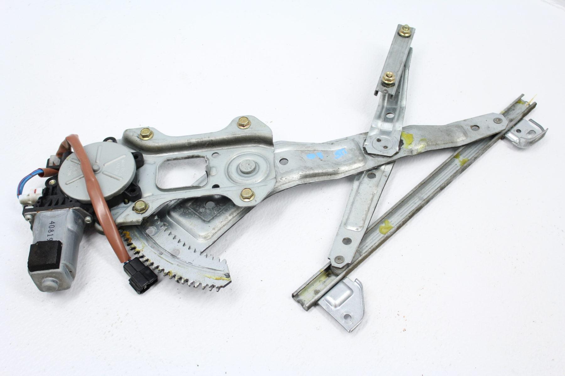 2002-2007 Subaru Impreza WRX /& STI Sedan Rear Window Regulator Motor LH Driver