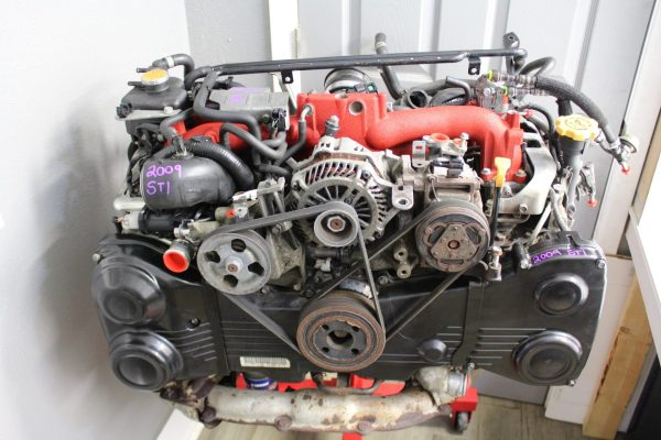 2008-2019 SUBARU WRX STI IAG PERFORMANCE STAGE 1 BUILT ENGINE LONG BLOCK  12K MILES EJ257