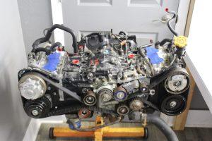 04-07 2004-2007 SUBARU WRX STI ENGINE LONG BLOCK MOTOR EJ257 OEM 1K MILES