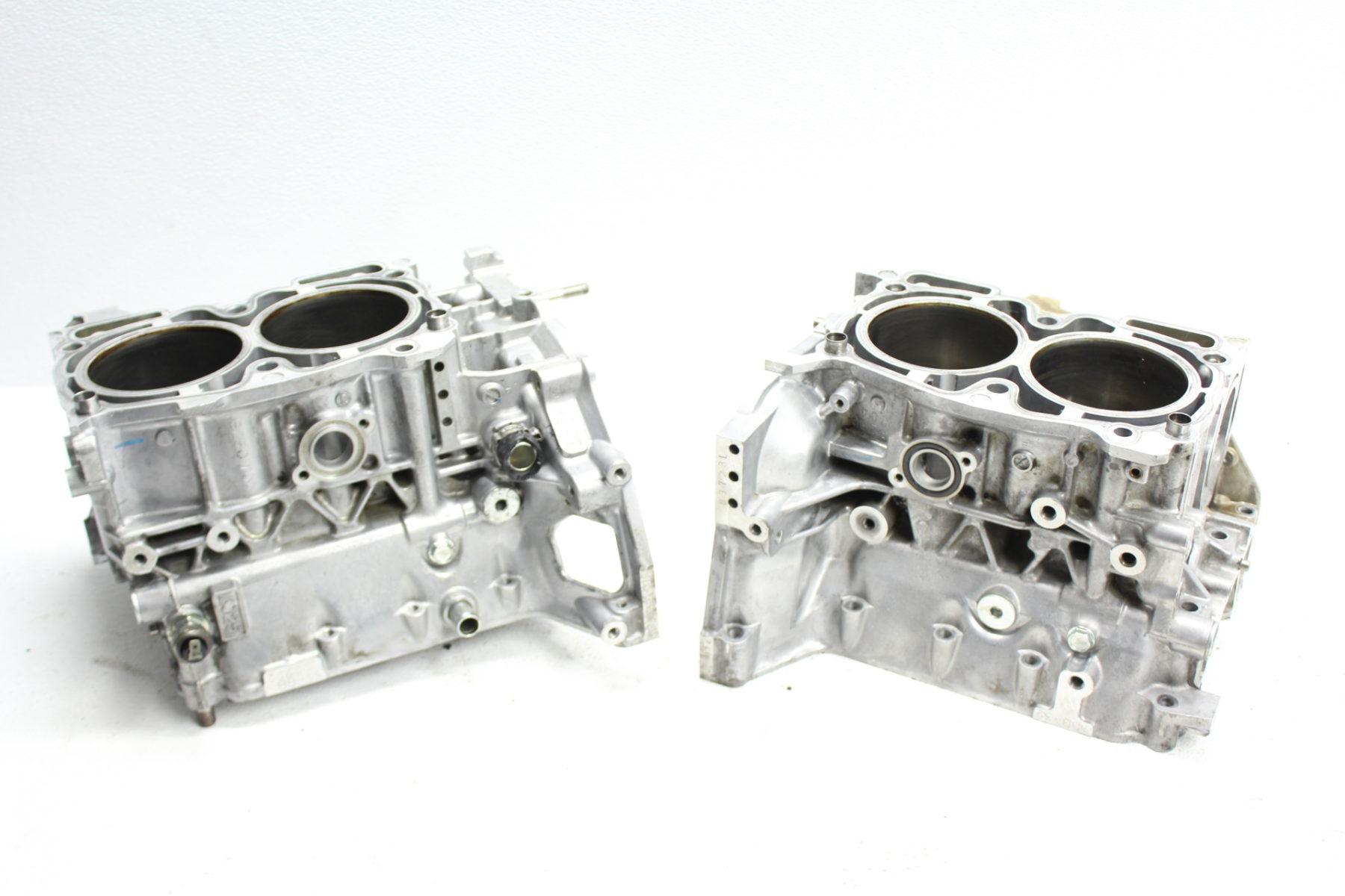 08-14 2008-2014 SUBARU IMPREZA WRX & STI BARE ENGINE SHORT BLOCK OEM EJ255  EJ257