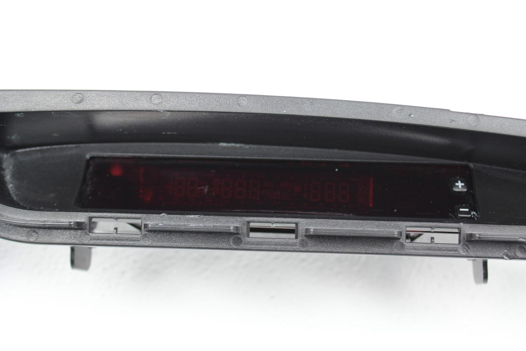 2002 2003 2004 2005 Subaru Impreza WRX STI Rs Dash Clock Oem