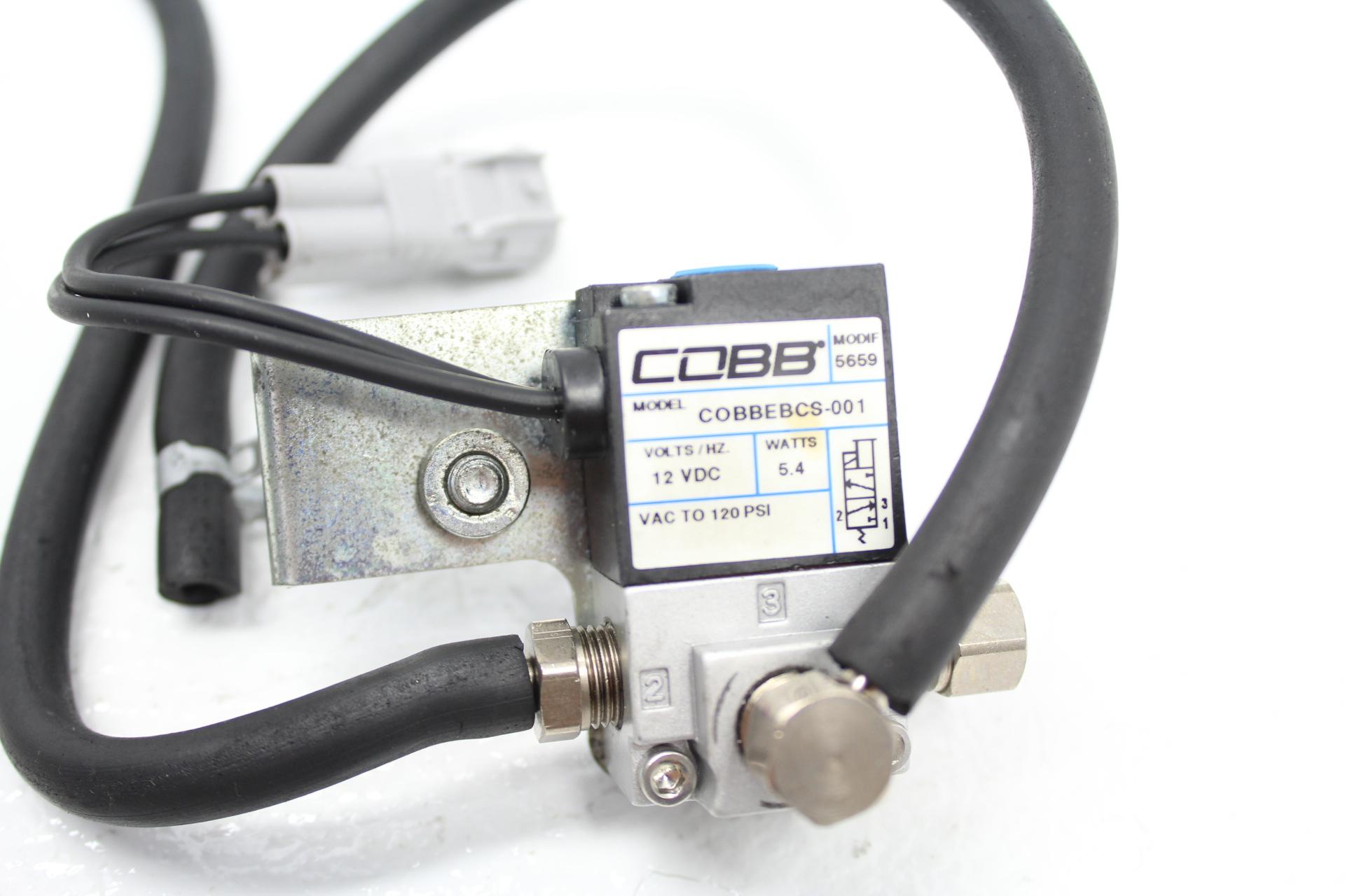2008-2014 SUBARU WRX & 2008-2019 STI COBB 3-PORT BOOST CONTROL SOLENOID EBCS