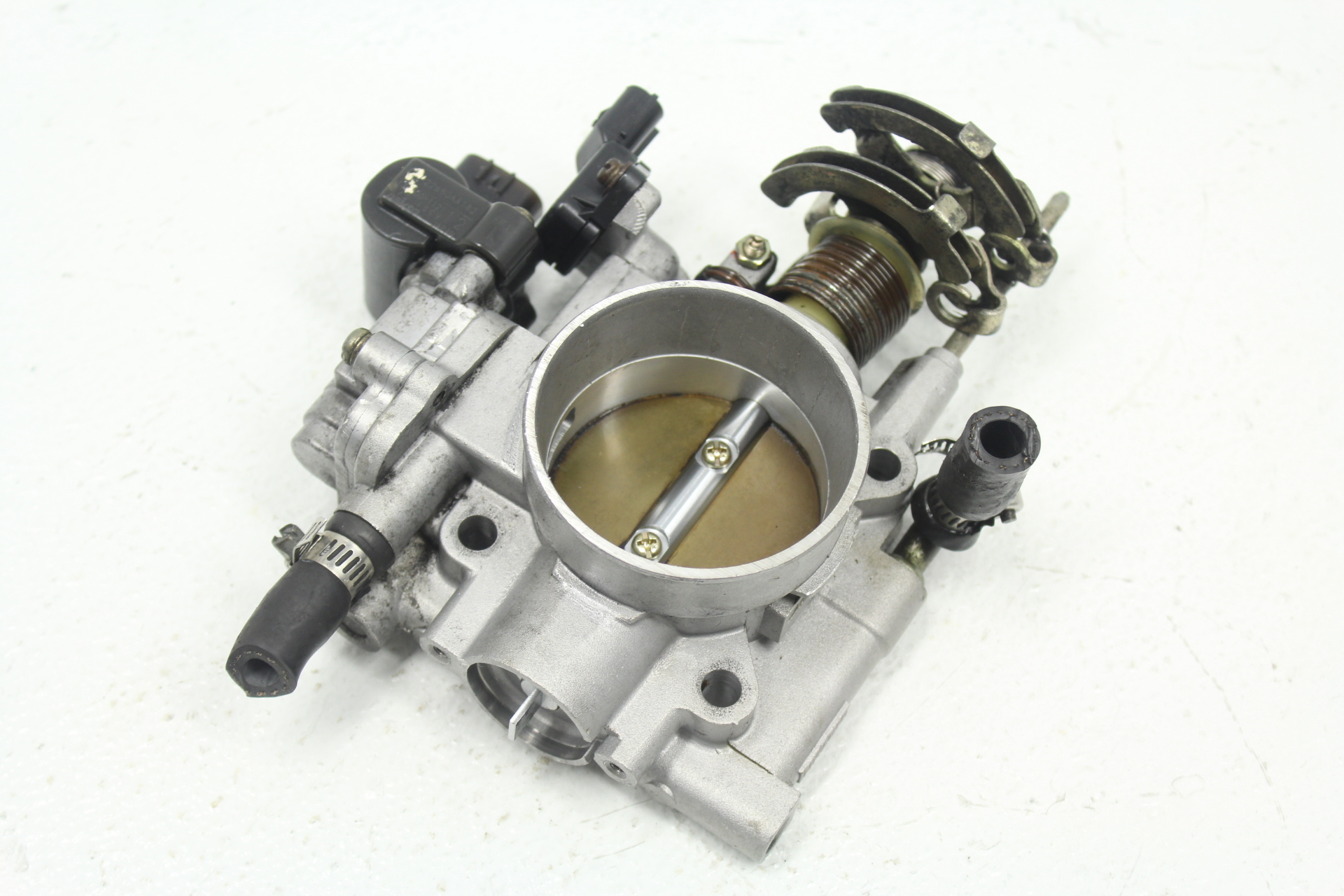 02 Subaru Legacy outback oem 2.5 throttle body assembly